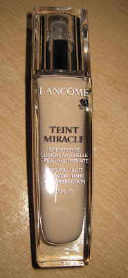 Lancome Teint Miracle Foundation Review