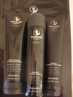 Awaphui Wild Ginger Hair Care by Paul Mitchell