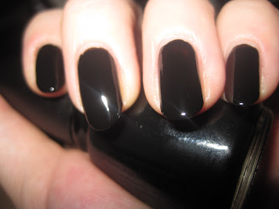 China Glaze Liquid Leather