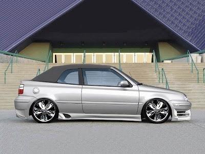 dejo design tuning golf iv cabrio by ddtuning. Black Bedroom Furniture Sets. Home Design Ideas