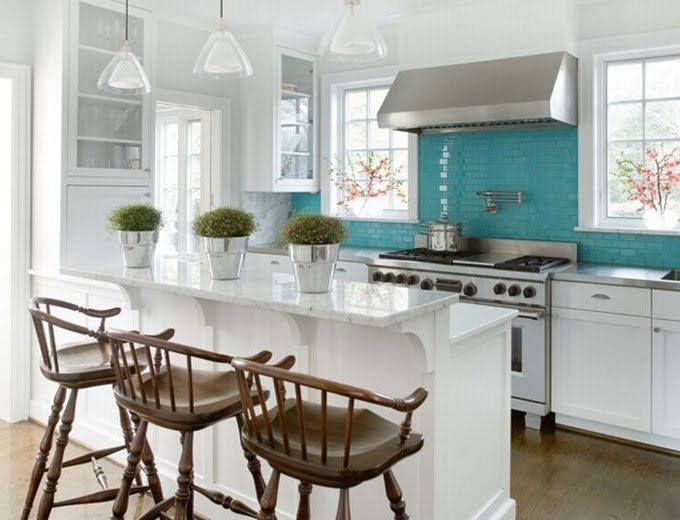 Turquoise Liances And Kitchen Accessories Are Of Course Pretty Hot Right Now Too I M Not Going To Lie Totally Swoon Over The Martha