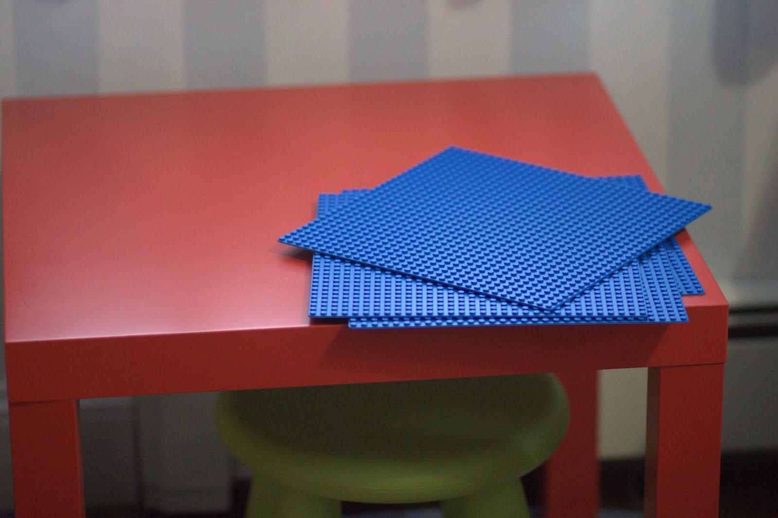 A Better Dream Lego Table Diy