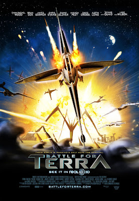 Battle for Terra Movie Poster 2
