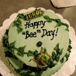Adventures In Cake Decorating Bug Cake