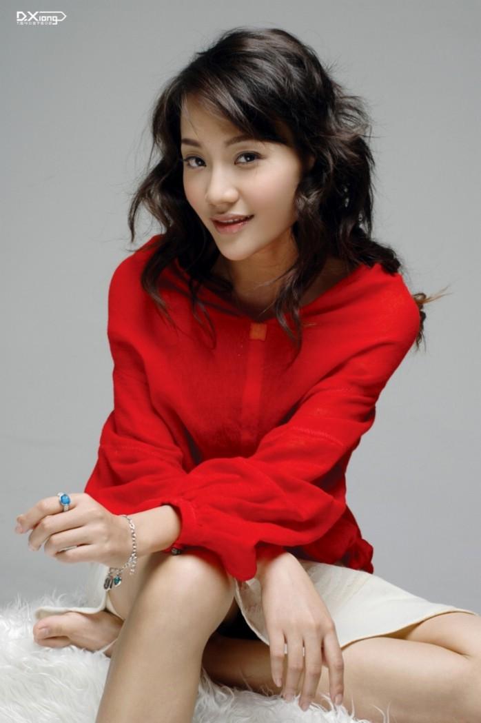 He Saifei Chines Models