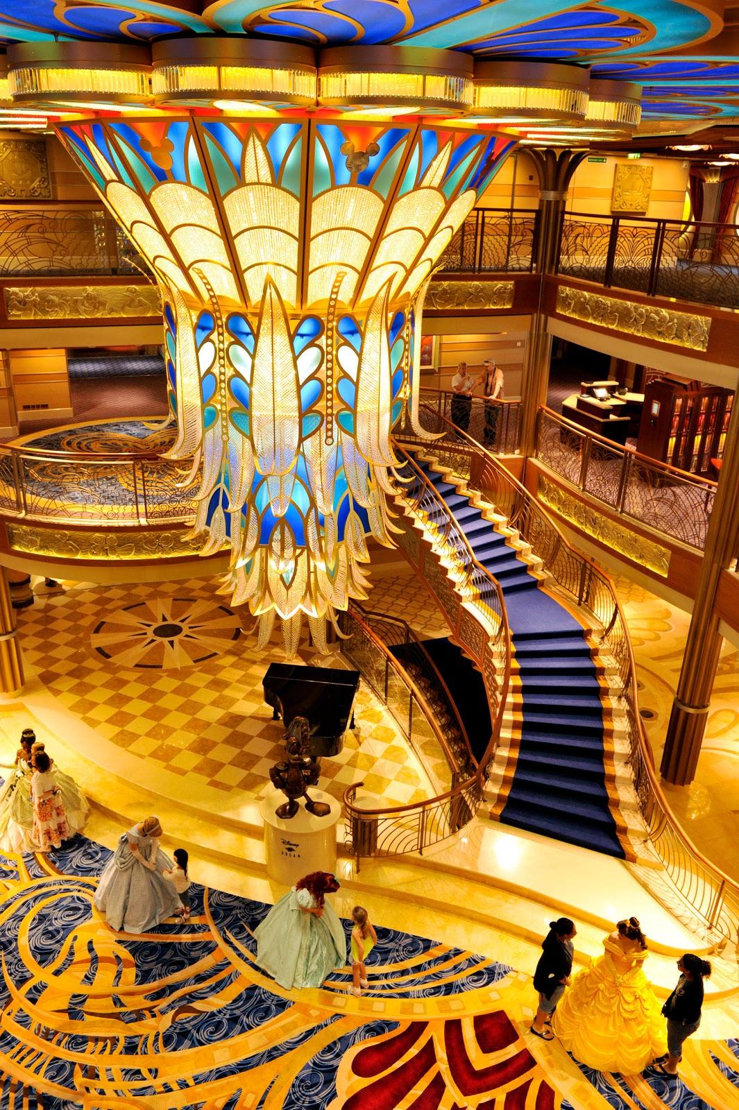 Inside The Disney Dream: Focus On...Interior Design, Part III