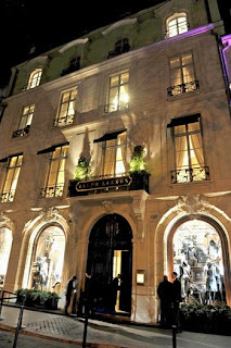 Restaurant Ralph Lauren Boulevard Saint Germain