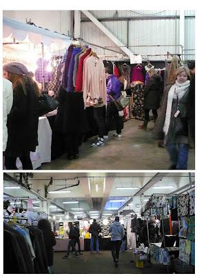 Kitty's classroom: Brick Lane Market: History&Site Observation