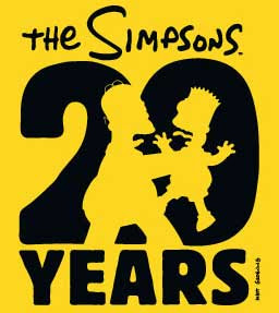The Simpsons 20 years