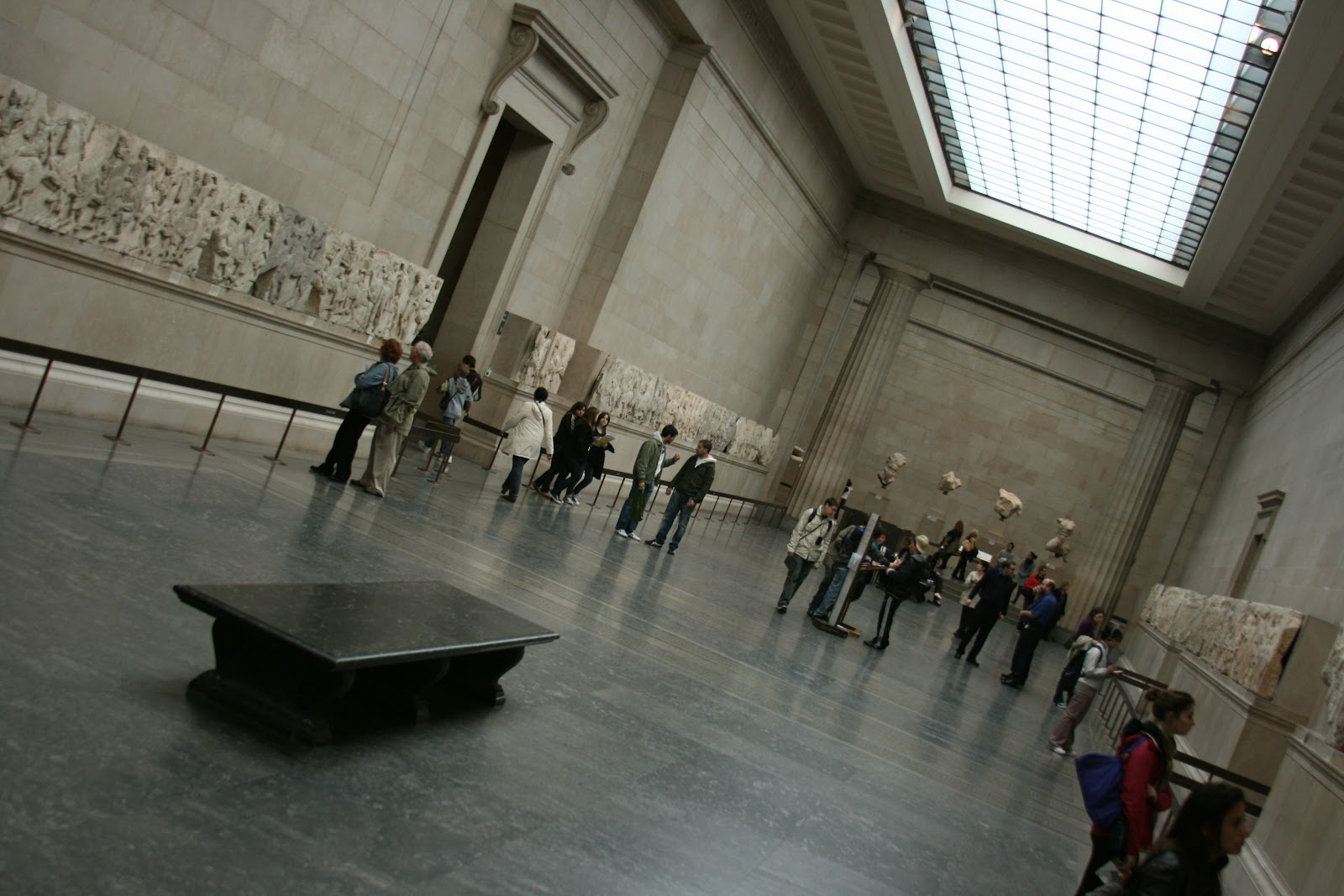 The Gypsy S Guide The Elgin Marbles At The British Museum
