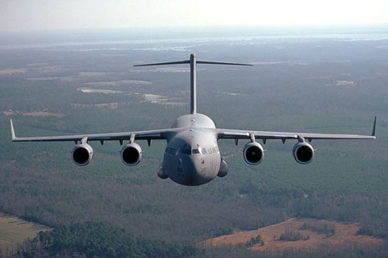 C-17 purchase gets thumbs up from Indian Government