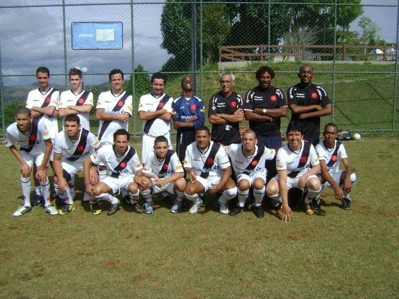 Carioca de Fut-7 Paraolímpico 2010  Clube de Regatas Vasco da Gama 7b525b21fab64