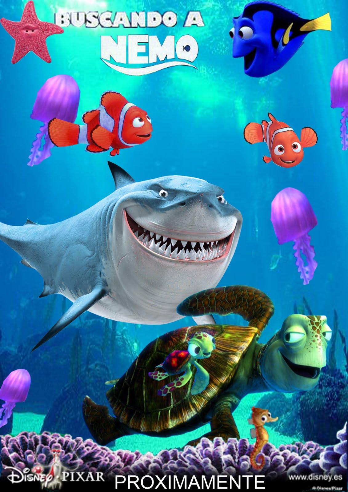 Buscando A Nemo Dvdrip Spanish Dvdrip