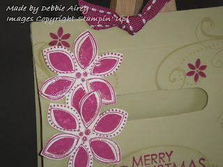 Stampin Up and Season of Joy