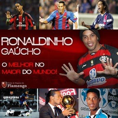 Fã Clube Ronaldinho Gaucho 2dc589a151785