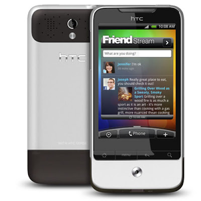 In Pictures: HTC Legend