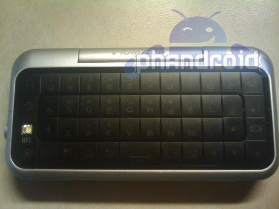 Motorola Backflip or Enzo