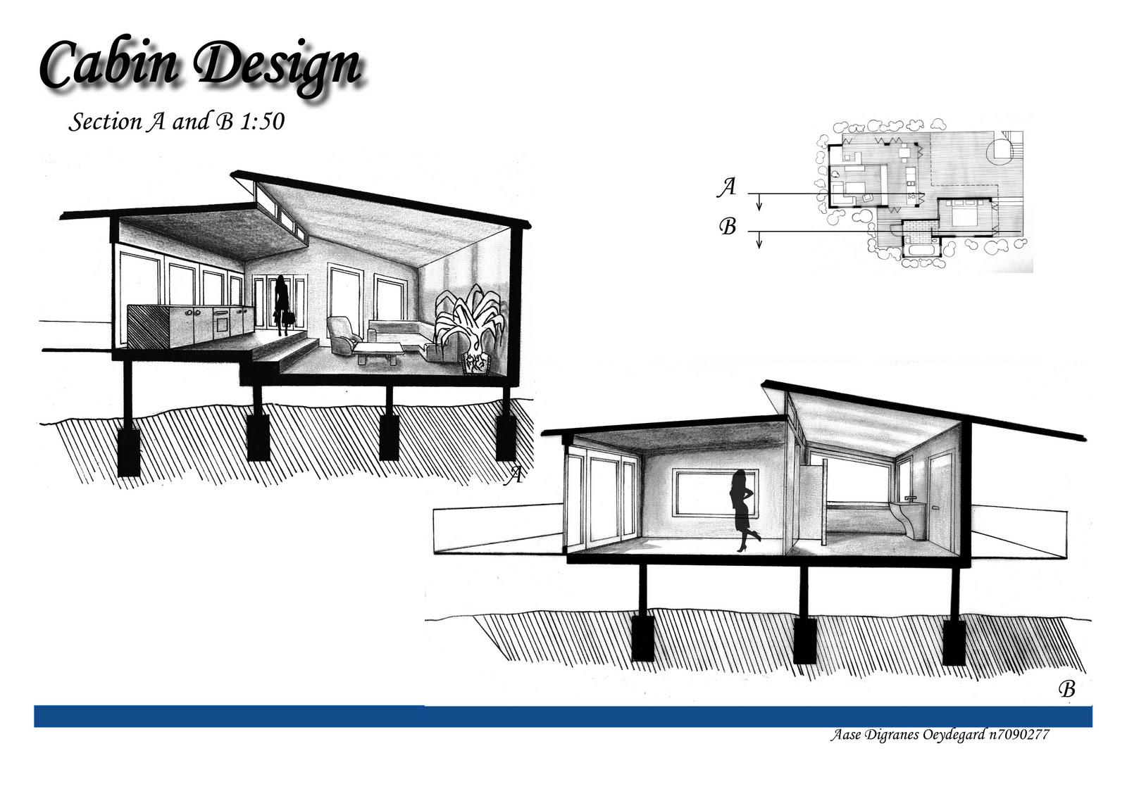 Design And Architecture My Cabin Design