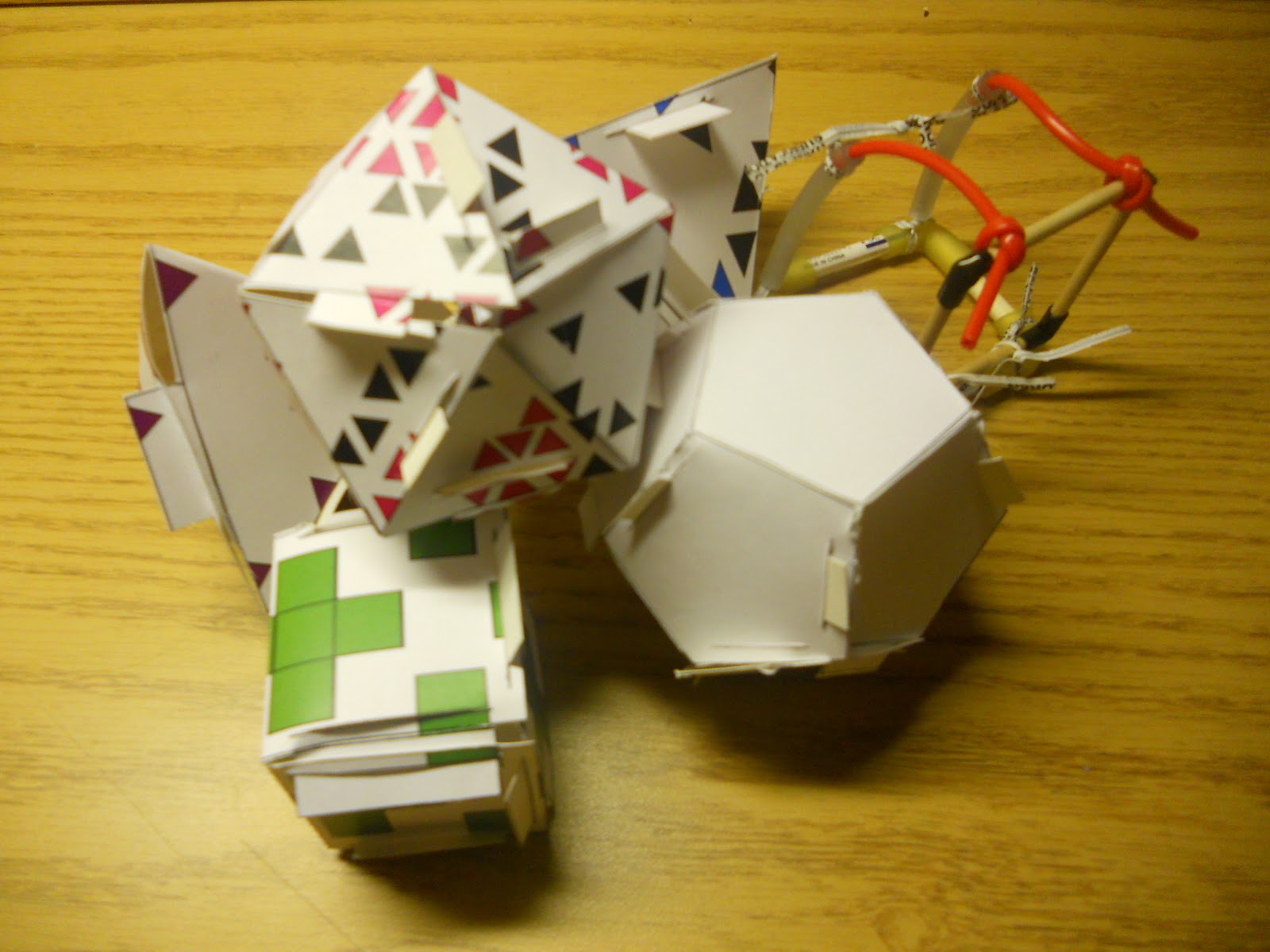 what are platonic solids and what do they look like