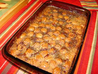 Cajun Delights Chocolate Chip Pecan Pie Bars A Cajun
