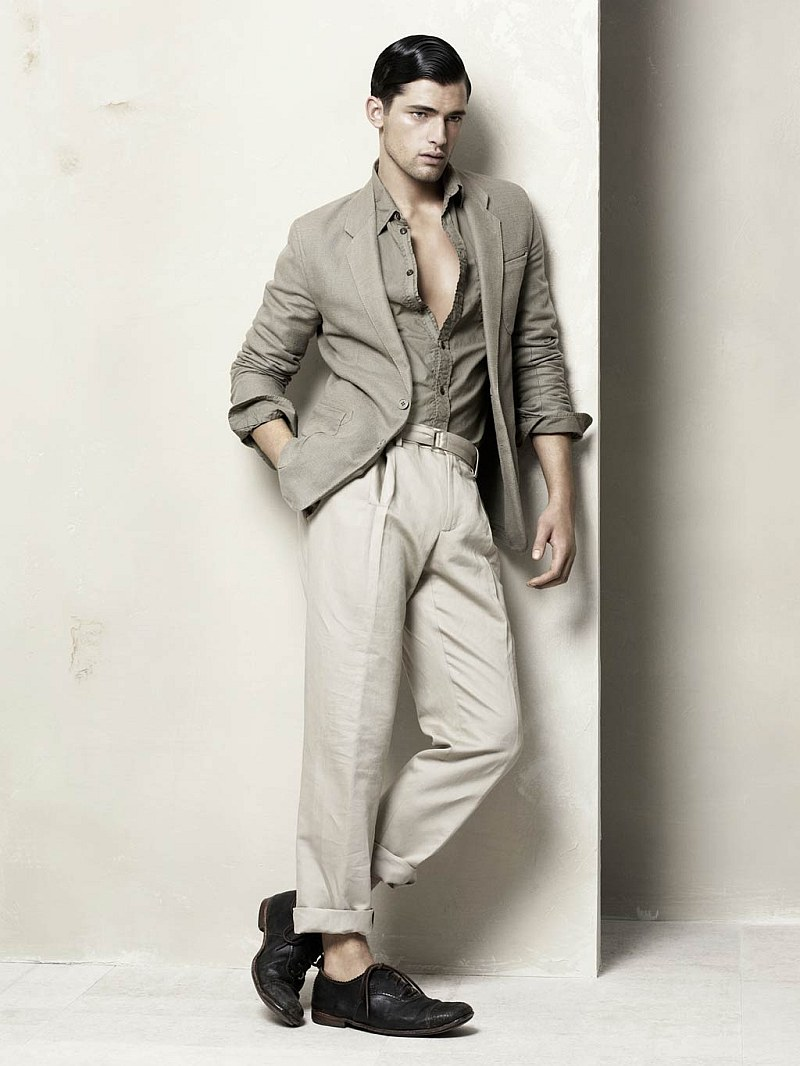 Fashion For Men: Zara Man Spring/Summer 2010