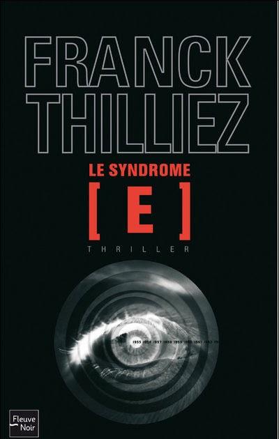 4deCouv: Le Syndrome E de Franck Thilliez