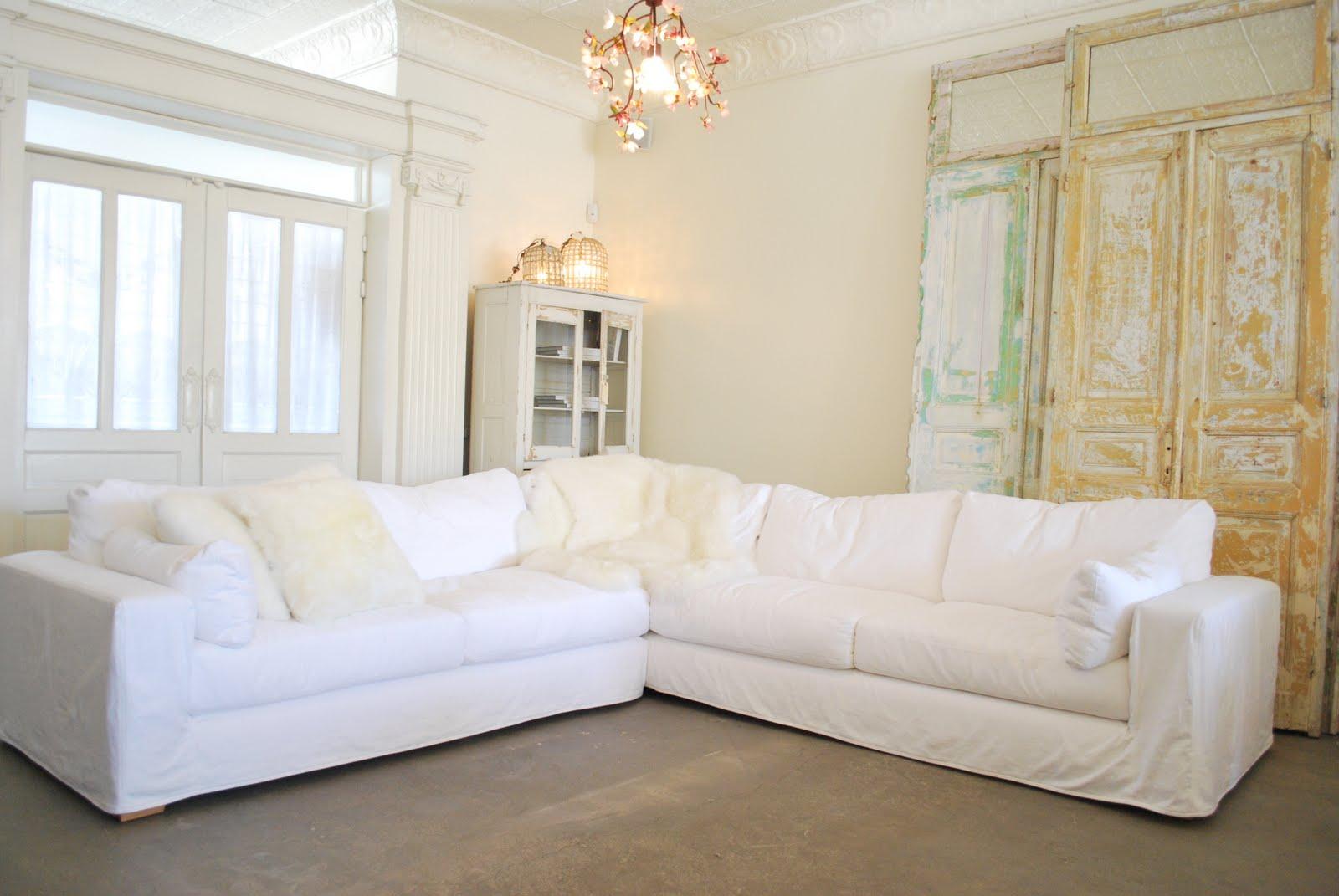chic sofas black sofa covers australia fiona and twig rachel returns a ashwell shabby