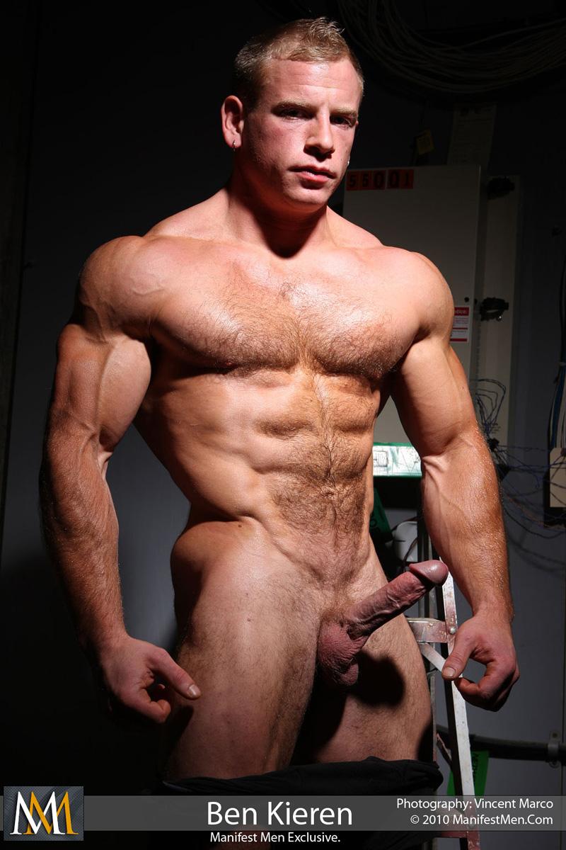 Muscle Hard Cock 113