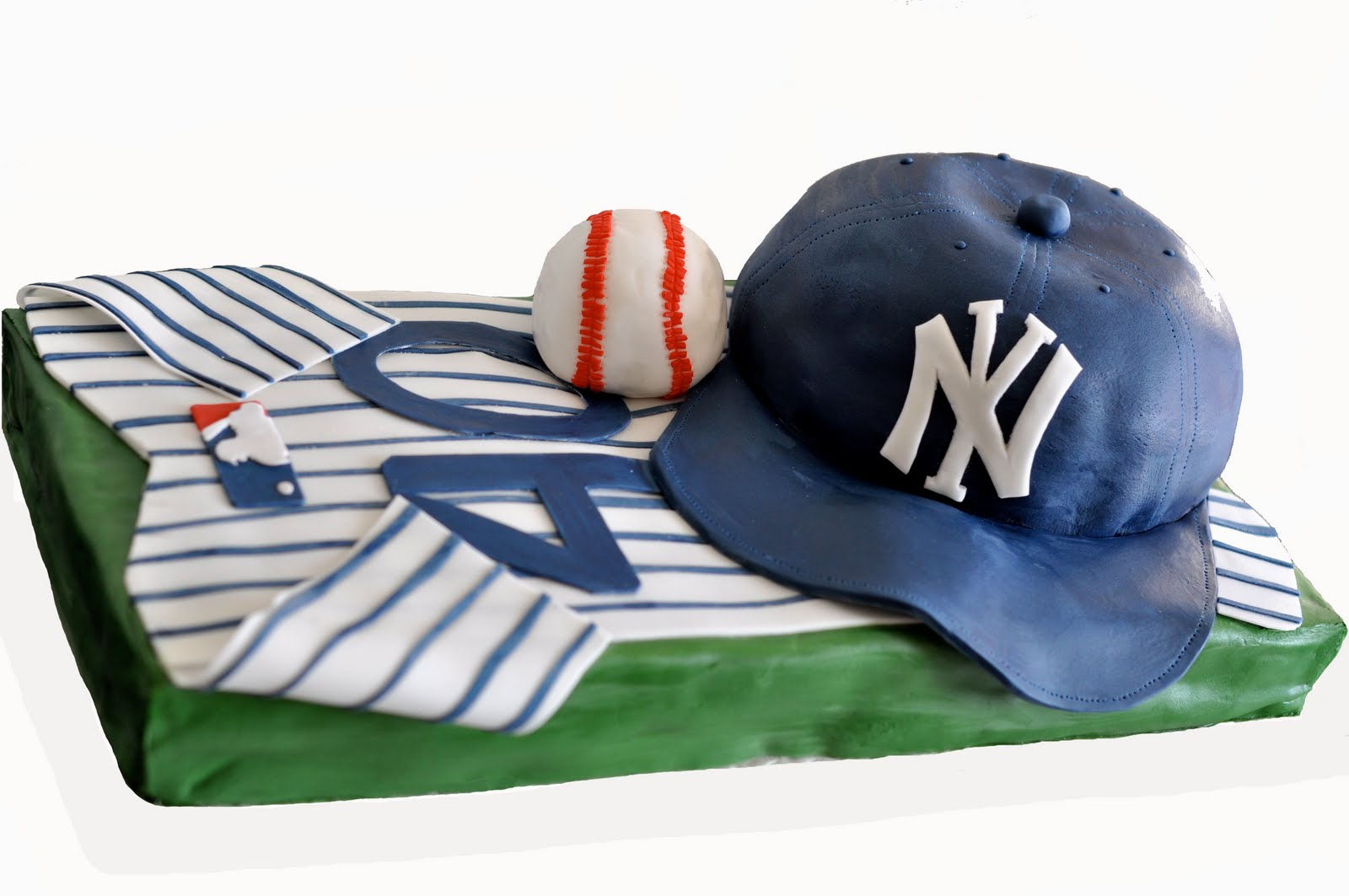 Cakes By Mara New York Yankees Cake