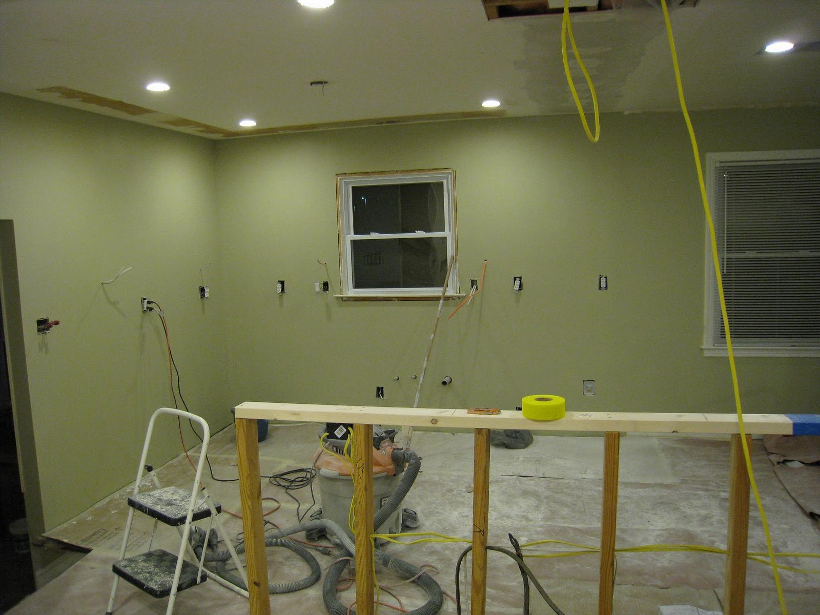 pictures for kitchen walls tile floor our goneaway house painted