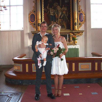 dop och hemligt bröllop