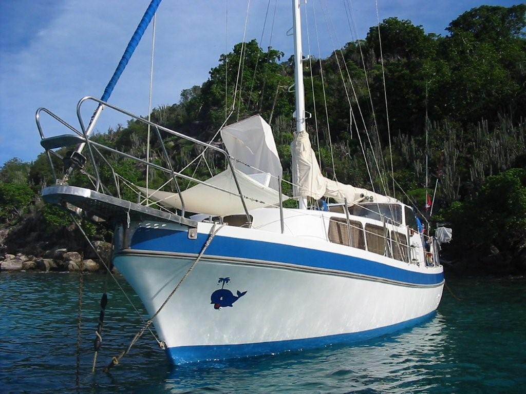 bateau du qu u00e9bec  u00e0 vendre  voilier finnclipper 35
