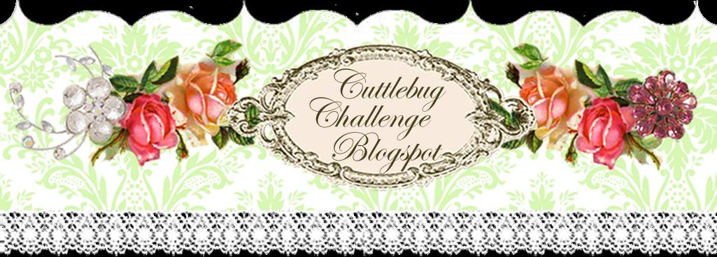 cuttlebug challenge