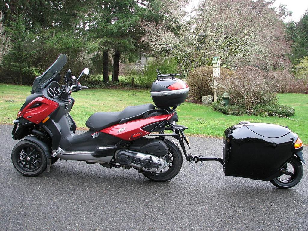 Wheelchair Trailer Cheap Black Chair Covers For Rent Red Dog Scooter October 10 2010 Catching Up Dogs
