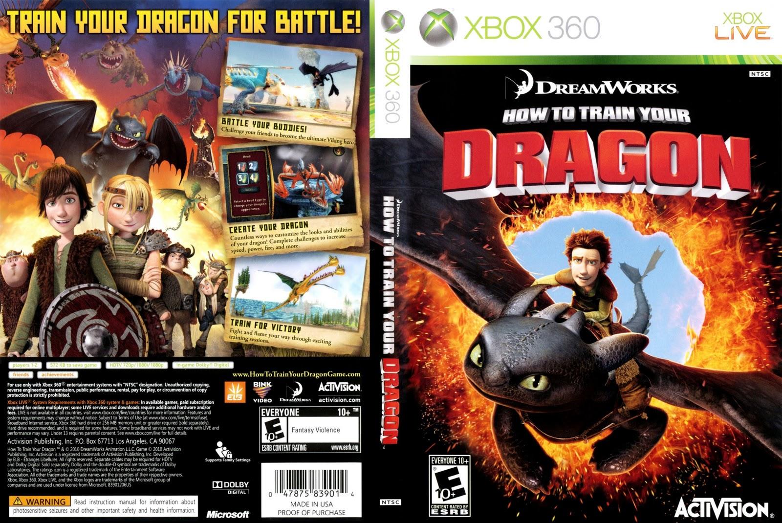 Capa how to train your dragon xbox 360 gamecover capas capa how to train your dragon xbox 360 gamecover capas customizadas para dvd e bluray ccuart Choice Image
