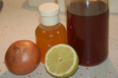 propiedades de la cebolla morada para la tos