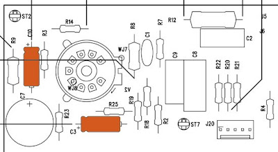 akavalve: Fender Champion 600 cathode bypass mod