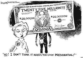 romosatire: Hillary Clinton and President Obama (Political