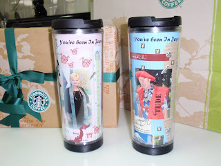 Sunshine Memories Starbucks Create Your Own Tumblers