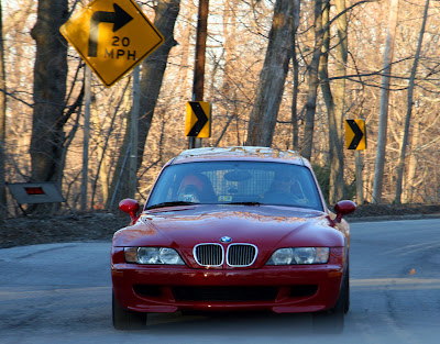 Life on the Lee-Side: M Coupe