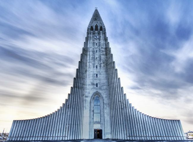 Damn Funny Pics The Most Unusual Buildings Around The World