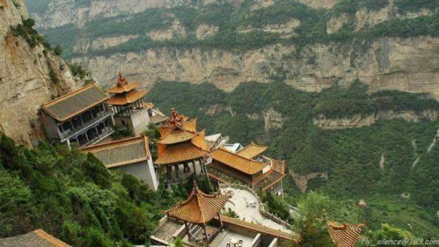 مقاطعة شانشي  في الصين. Shanxi-001.jpg