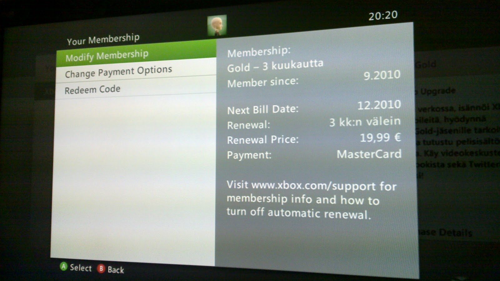 Pajaratorio Disquised Hoax Automatic Credit - Card 2005 Xbox Since Renewal Live As