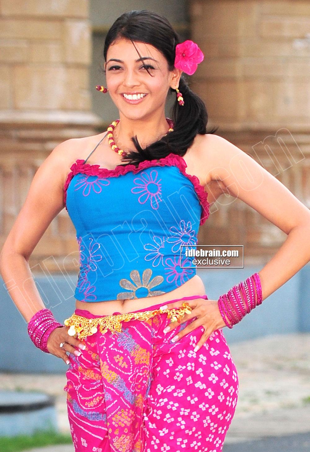 Cute Actress Kajal Agarwal Latest Stills 5 Pics