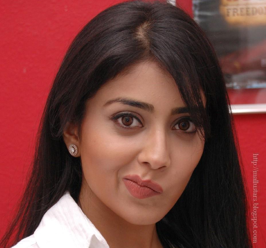 Makeupworld: Photos Of Shriya Saran Showing Variety Facial