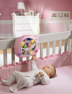 Mama Shop Papa Drop Fisher Price Sound Amp Light Cot Projector