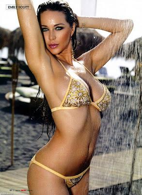 emily scott bikini