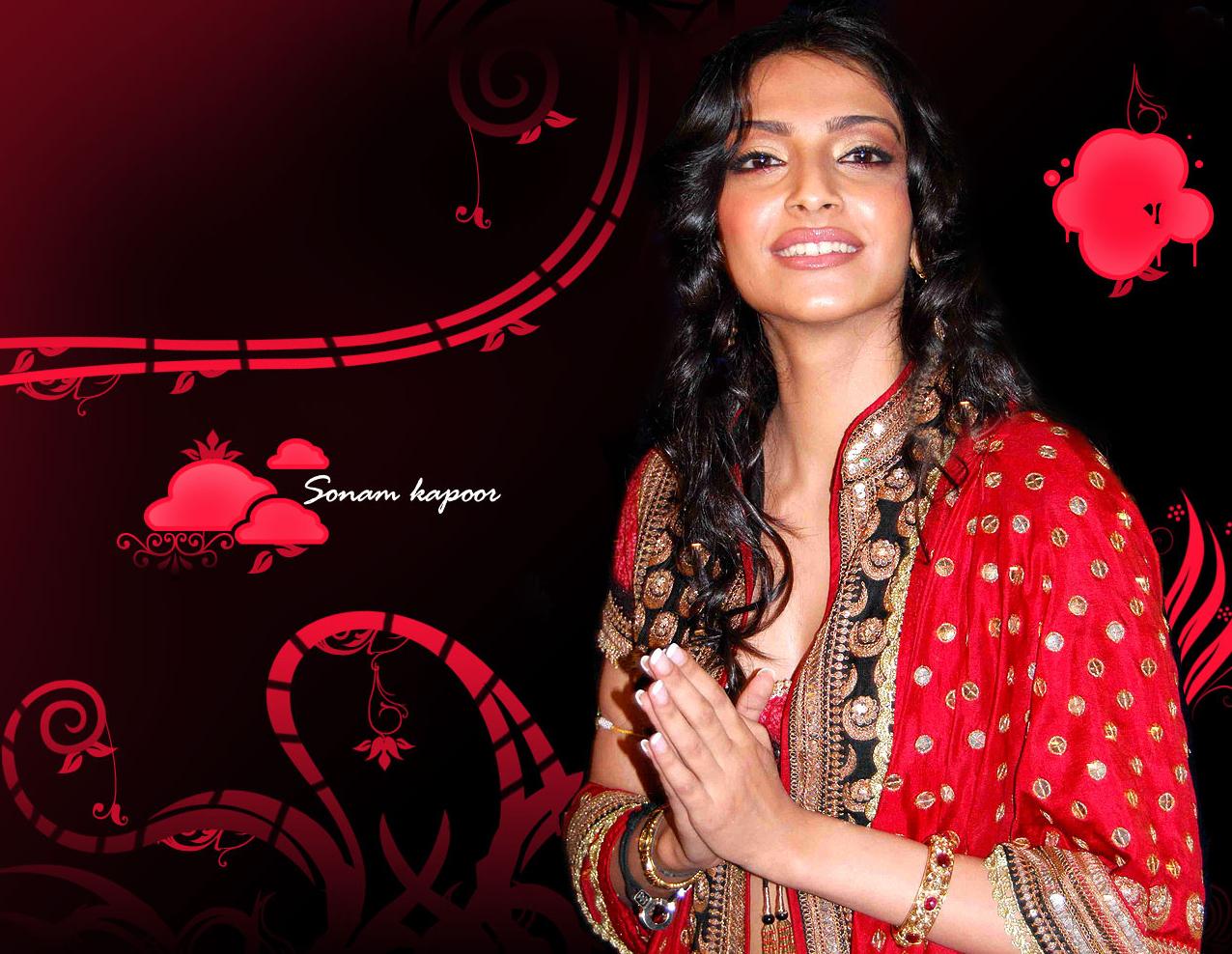 Hot Sonam Kapoor Sexy Cute Pics - Sabwoodcom-9412