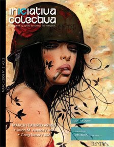 Iniciativa Colectiva Issue 9 (March 2008)