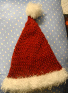 Knit Gangsta Santa Claus Is Coming To Town